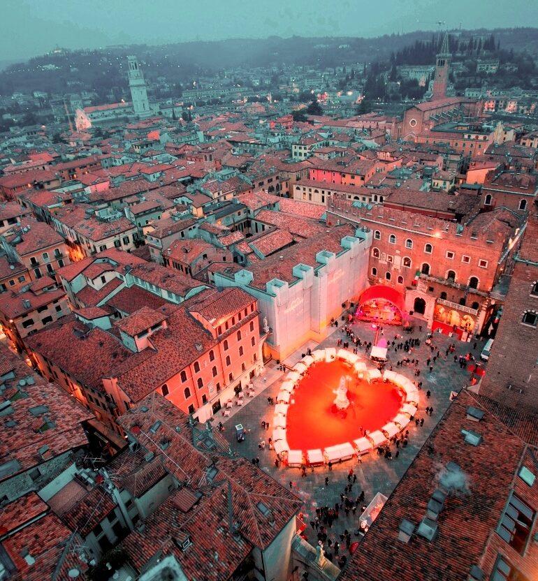 """Dall'11 al 14 febbraio la 13ª edizione di """"Verona in Love"""""""