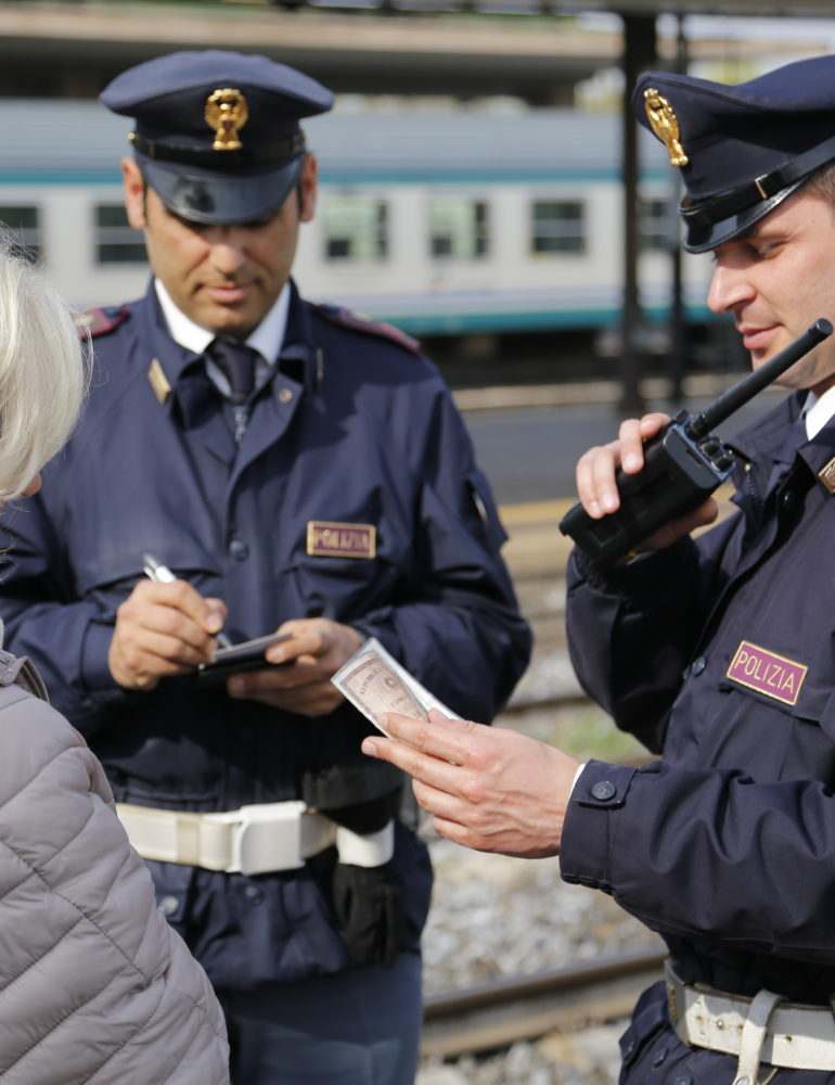 Arresto Polfer