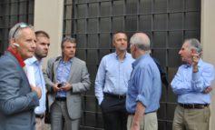 Sicurezza: sopralluogo del sindaco Tosi in vicolo San Silvestro