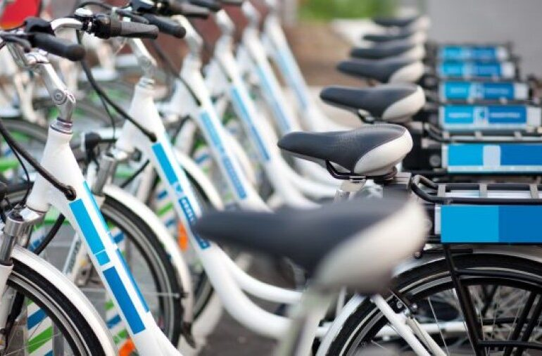 Riapertura in comune dell'ufficio biciclette. Promozione bike sharing
