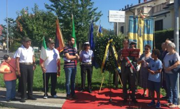 Giornata nazionale del sacrificio del lavoro italiano nel mondo: cerimonia di Giuseppe Corso, vittima del crollo della miniera di Marcinelle