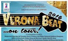 "Presentato calendario serate ""Verona beat ...on tour 2016"