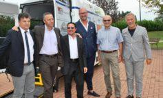 Progetto di Mobilità garantita: al centro servizi Città di Verona consegna di un nuovo automezzo attrezzato.