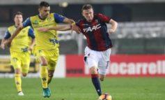 Appuntamento con la vittoria rimandato per i clivensi: Chievo-Bologna è 1-1