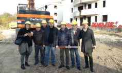 Cavalcaselle: via alle demolizioni sull'area dell'ex fallimento Castello