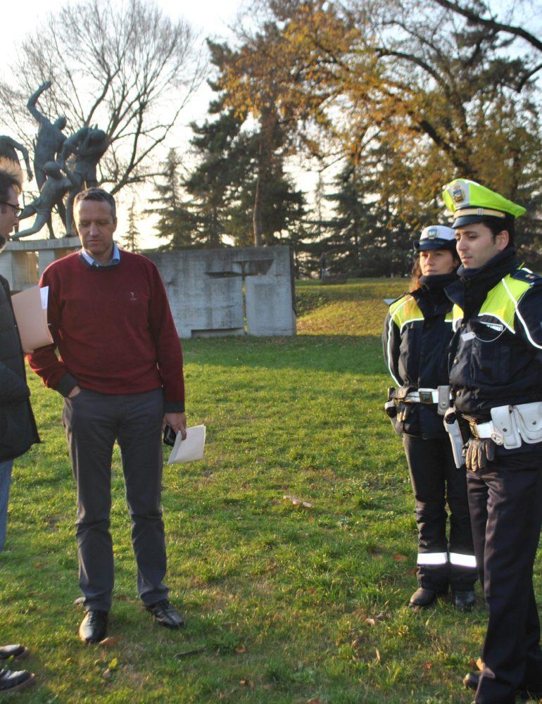 Attivato dal mese di dicembre nuovo servizio di vigilanza e custodia delle aree verdi da parte di Sicuritalia