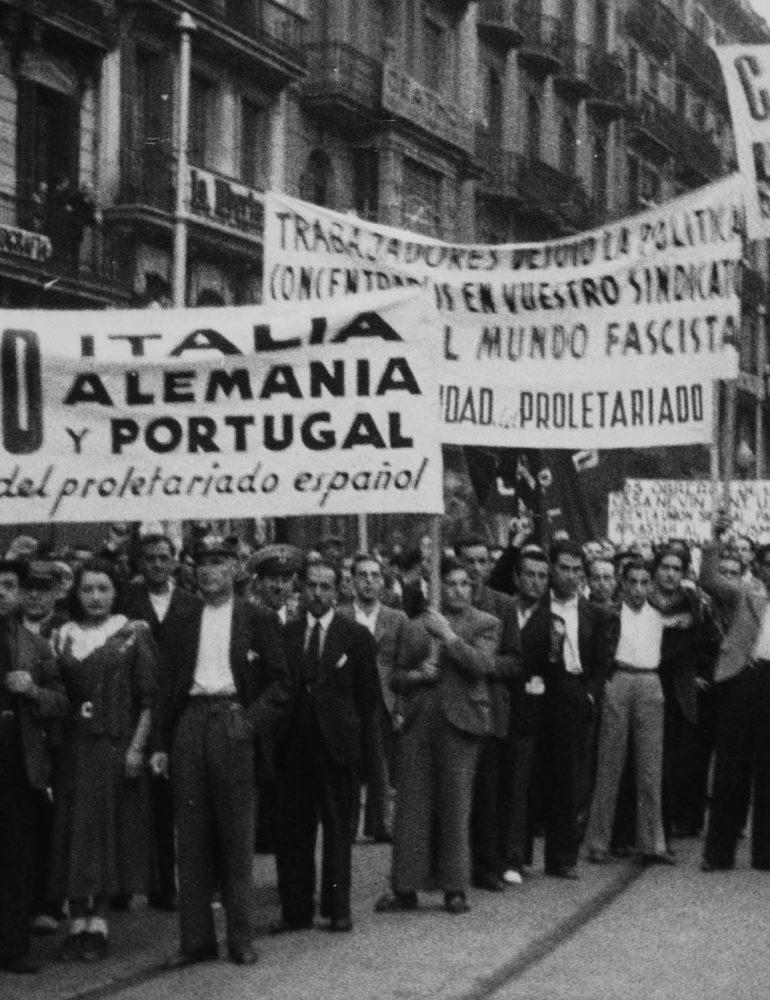 Catalogna Bombardata