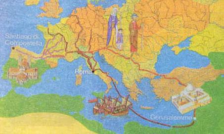"""""""I luoghi del pellegrinaggio. Vie tradizionali e pellegrinaggi interiori"""": Convegno 10-11 dicembre"""