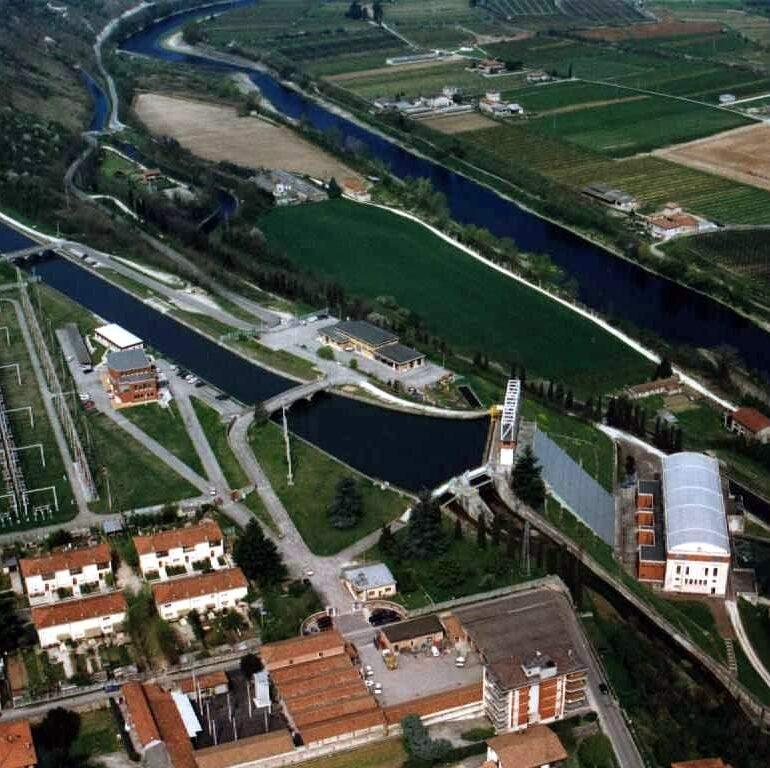 Inaugurazione Mostra / Museo sul canale Biffis.