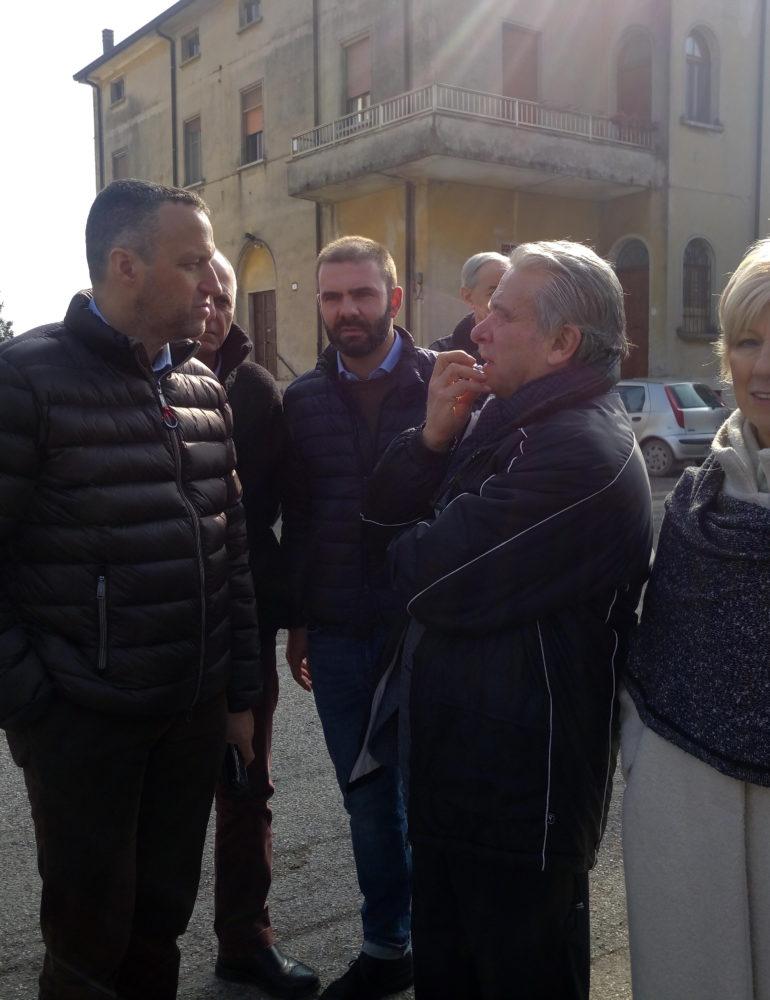 Nuove telecamere di videosorveglianza a Castiglione di San Michele
