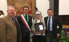 """La cantina Fratelli Zeni srl ha ricevuto il """"Premio Città del Vino 2017"""""""
