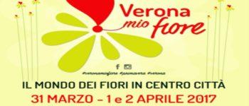 """Dal 31 marzo al 2 aprile, la manifestazione """"Verona Mio Fiore"""""""