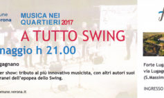 Musica nei quartieri 2017 - A tutto Swing