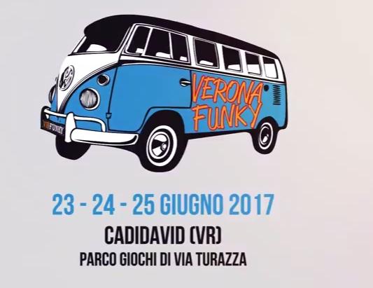 """Si terrà dal 23 al 25 giugno la manifestazione """"Verona Funky"""""""