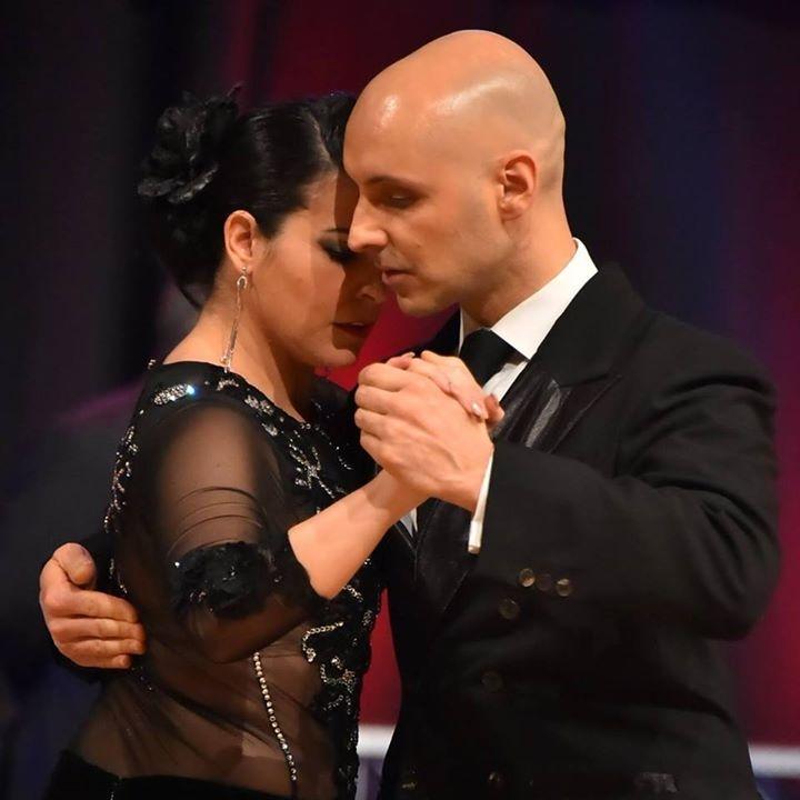 Valentina Bertanzon & Marco Morari: due veronesi sul tetto del Mondo del Tango