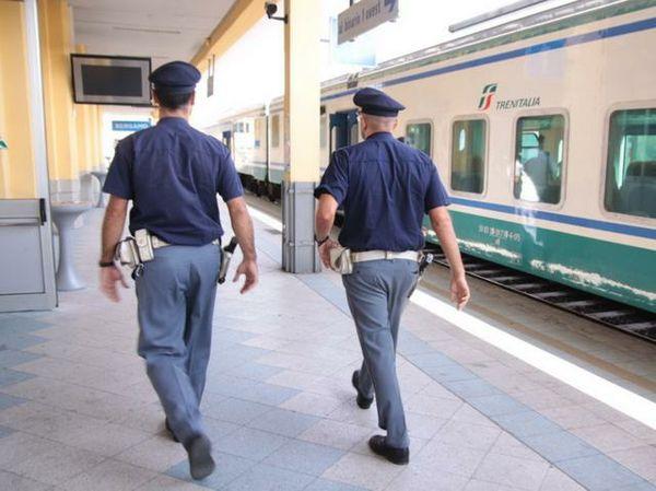 PESCHIERA DEL GARDA: La Polizia Ferroviaria arresta in stazione un extracomunitario destinatario di un ordine di carcerazione