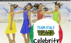 Atlete Veronesi in Cina per i World Roller Games Nanjing '17