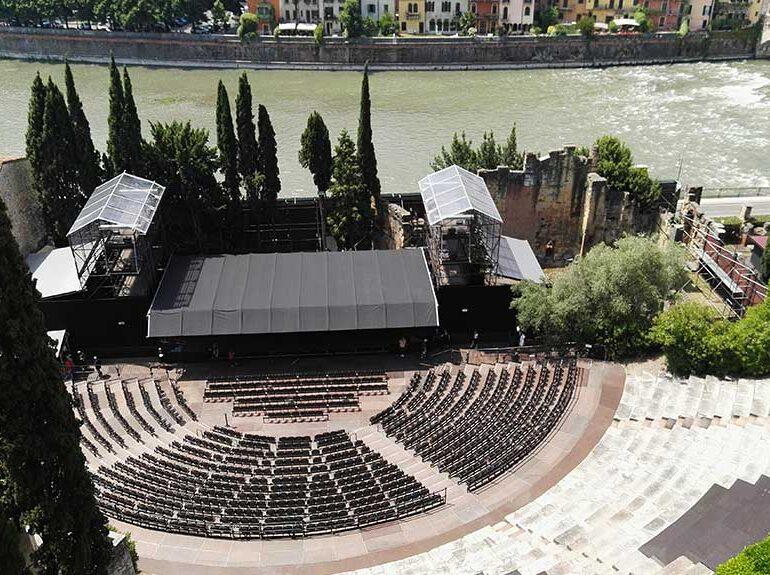 """Dopo trent""""anni torna al Teatro Romano l'opera shakesperiana """"Misura per misura"""""""