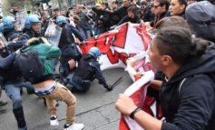 G7: scontri a corteo protesta a Torino, fermato manifestante
