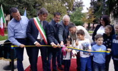 """Inaugurato giardini di Piazza Indipendenza. Sboarina: """"Un piccolo gioiello del centro storico"""""""