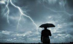 Meteo in Veneto. Piogge e temporali intensi in arrivo con netto calo termico. Da lunedi' torna il bello