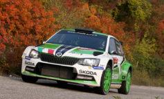 Scandola-D'Amore a podio in gara 1 al Rally Due Valli