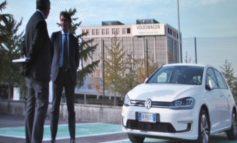 """Il Sindaco Federico Sboarina in visita alla sede di Volkswagen Group Italia. Sboarina: """"Mobilità sostenibile e grandi progetti, sono le cose da fare insieme"""""""