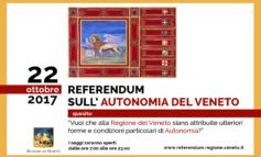 Referendum per l'Autonomia, costi per l'ordine pubblico, nota del coordinatore attività Dott. Maurizio Gasparin