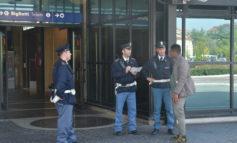 Polizia Ferroviaria: arresto.