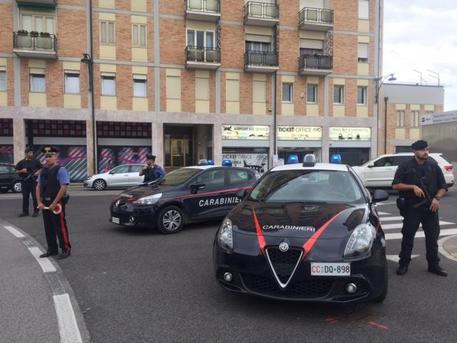 Sicurezza: controlli Carabinieri Mestre