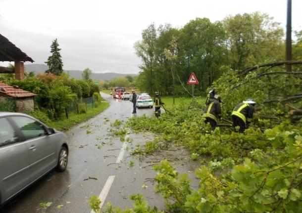 Chiusura strade provinciali