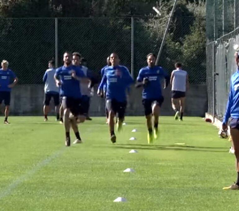 Oggi la ripresa degli allenamenti a Peschiera, giovedì amichevole a Vigasio