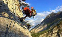 Scivola su cima piccole Dolomiti, morto