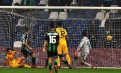 NEL GIORNO PiU' DIFFICILE IL VERONA RISORGE : 2-0 AL SASSUOLO