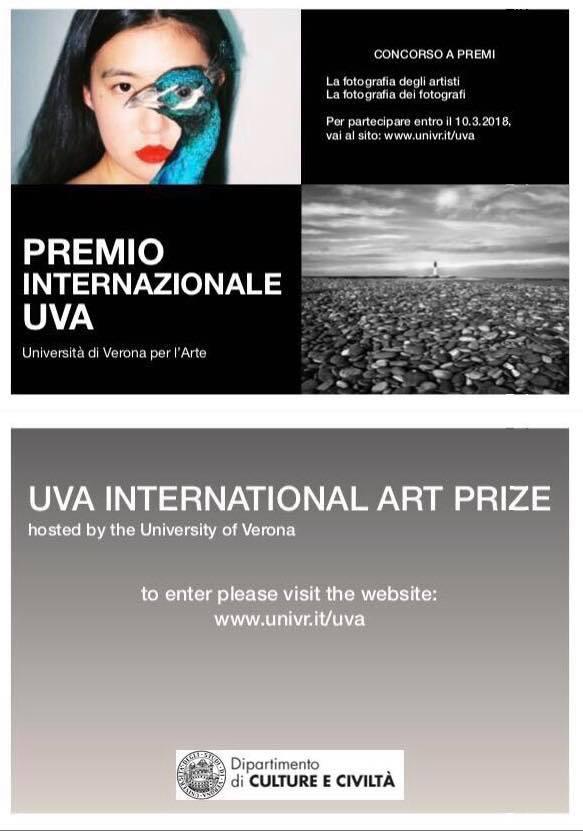 Premio Internazionale UVA Università di Verona per l'Arte