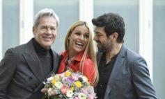 Sanremo: Hunziker e Favino con Baglioni. Il Festival della par condicio punta al 40% di share