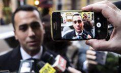 Di Maio: 'M5S sarà prima forza, non lasciamo paese nel caos'