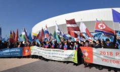 Le due Coree sfileranno insieme all'apertura delle Olimpiadi