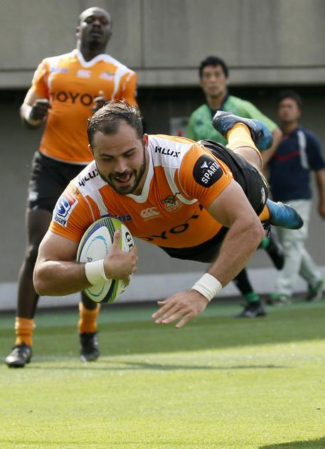 Rugby: Pro14, Benetton-Cheetahs 27-21