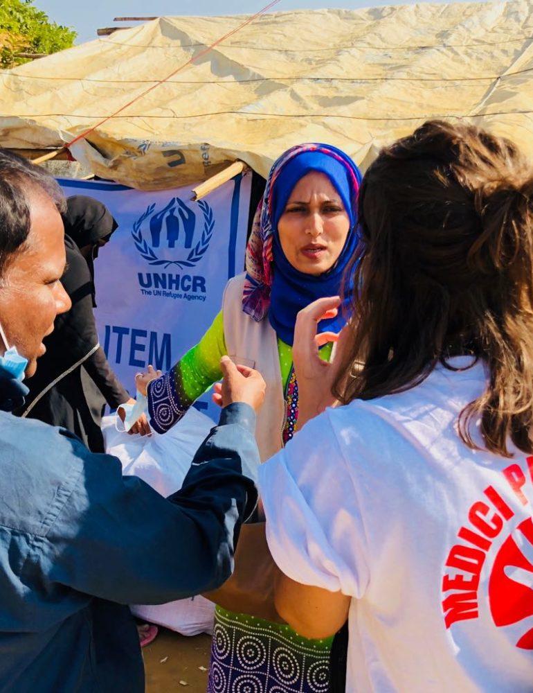 Medici per la Pace nei campi profughi Rohingya