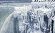 Scenario da fiaba alle Cascate del Niagara