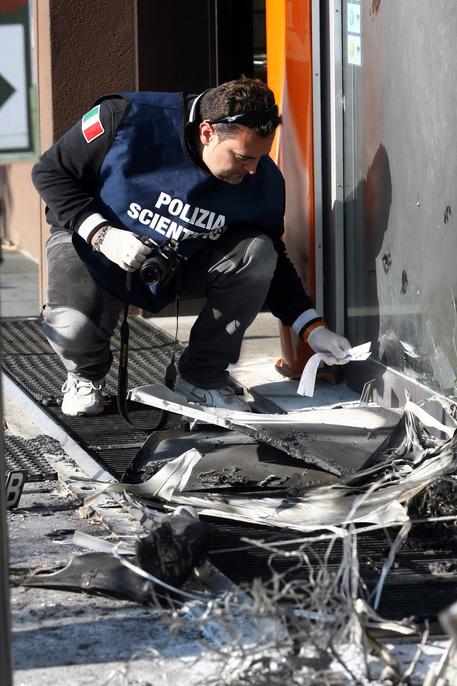 Appiccato fuoco a ristorante a Verona