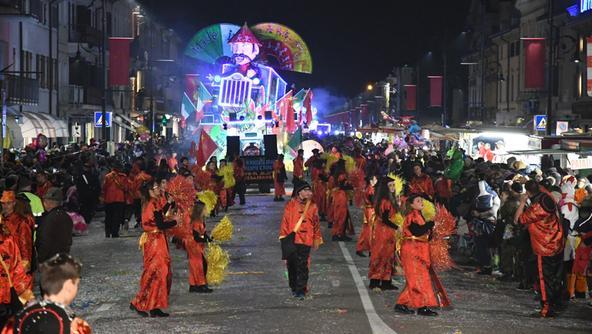Carnevale Villafranca di Verona