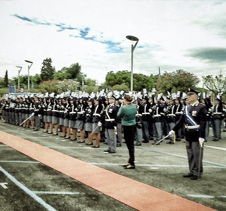 Peschiera del Garda: 199° Corso di formazione per Allievi Agenti della Polizia di Stato