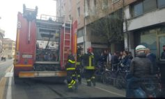 Incendio bar universitari,paura a Padova