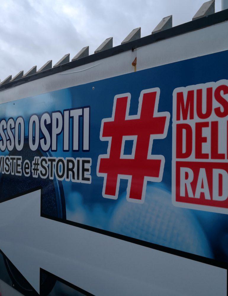 Il Museo della radio di Verona apre una nuova sede a Roma Cinecittà