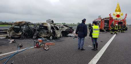Incidente su A31, salite a 4 le vittime