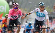 Giro d'Italia: Froome nuovo re di Roma