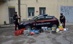 CASTELNOVO BARIANO (RO)  REFURTIVA RINVENUTA LA NOTTE DI PASQUETTA