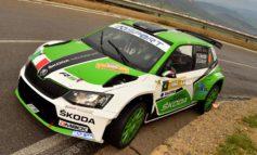 ŠKODA conquista il podio al rally Targa Florio